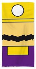 My Mariobros Fig 04 Minimal Poster Hand Towel