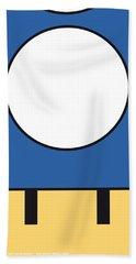My Mariobros Fig 05d Minimal Poster Hand Towel