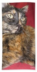 My Portrait For You Hand Towel