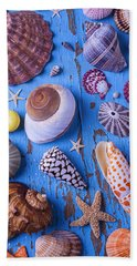 My Shell Collection Hand Towel