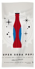 My Super Soda Pops No-02 Hand Towel