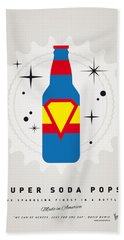 My Super Soda Pops No-05 Hand Towel