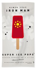 My Superhero Ice Pop - Iron Man Hand Towel