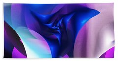Hand Towel featuring the digital art Mysterious  by David Lane