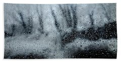 Mystic Window Hand Towel by Joan Reese