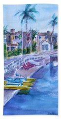Naples Fun Hand Towel