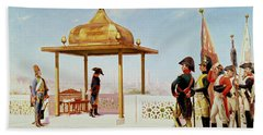 Napoleon In Cairo, 1798 Bath Towel