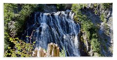 Narada Falls Bath Towel