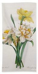Narcissus Gouani Bath Towel