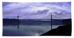 Narrows Bridge Hand Towel