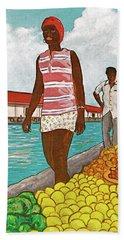 Nassau Woman Bath Towel