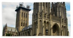 National Cathedral Bath Towel