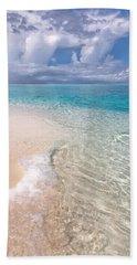 Bath Towel featuring the photograph Natural Wonder. Maldives by Jenny Rainbow