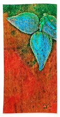 Nature Abstract 11 Hand Towel