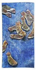 Nature Abstract 83 Hand Towel