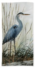 Natures Gentle Stillness Hand Towel by James Williamson