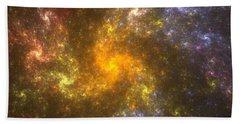Nebula Hand Towel by Svetlana Nikolova
