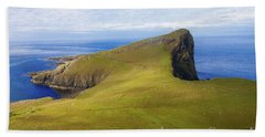 Neist Point  Bath Towel