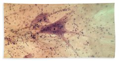 Neurons Bath Towel
