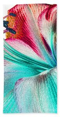 Hand Towel featuring the digital art New Kid In Town by Margie Chapman