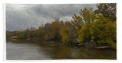 New Milford By Water Side Bath Towel