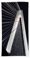 New Mississippi River Bridge Bath Towel