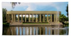 New Orleans City Park - Peristyle Bath Towel