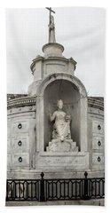 New Orleans' Italian Mausoleum Hand Towel