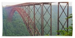 New River Gorge Bridge   Hand Towel
