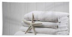 New White Towels Bath Towel