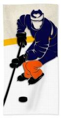 New York Islanders Rink Hand Towel