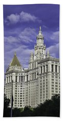 New York Municipal Building Hand Towel