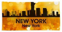 New York Ny 3 Hand Towel