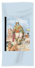 New Yorker August 29th, 2005 Bath Towel