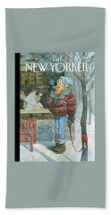 New Yorker February 5th, 2007 Bath Towel