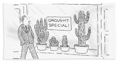 New Yorker October 21st, 1991 Hand Towel