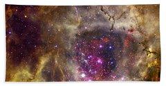 Ngc 2237 Caldwell 49 Rosette Nebula Hand Towel
