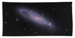 Ngc 247, Irregular Galaxy In Cetus Hand Towel