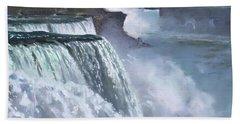 Niagara American Falls Hand Towel