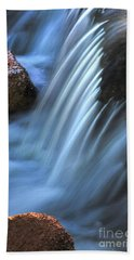 Night Falls Bath Towel by Deb Halloran