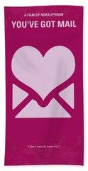 No107 My Youve Got Mail Movie Poster Bath Towel