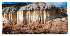 Northern New Mexico Hand Towel by Roselynne Broussard