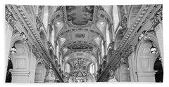 Notre-dame Basilica Bath Towel
