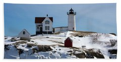 Nubble Light 2 Hand Towel