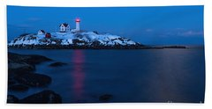 Nubble Light Reflections Hand Towel