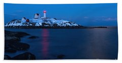 Nubble Light Reflections Bath Towel