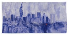 NYC Hand Towel