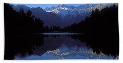 New Zealand Alps Hand Towel