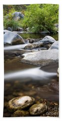 Oak Creek Flowing Hand Towel