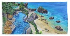 Ocean Dream Bath Towel
